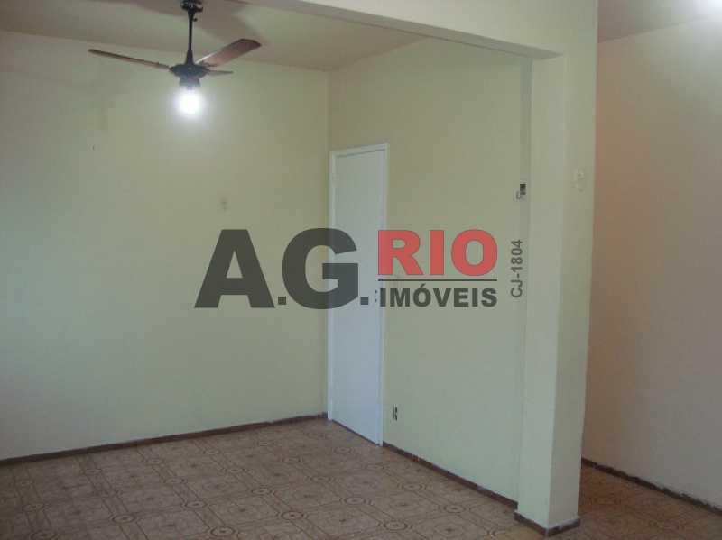 10 - Sala vis_o 4 - Apartamento À Venda - Rio de Janeiro - RJ - Campinho - AGV22822 - 11