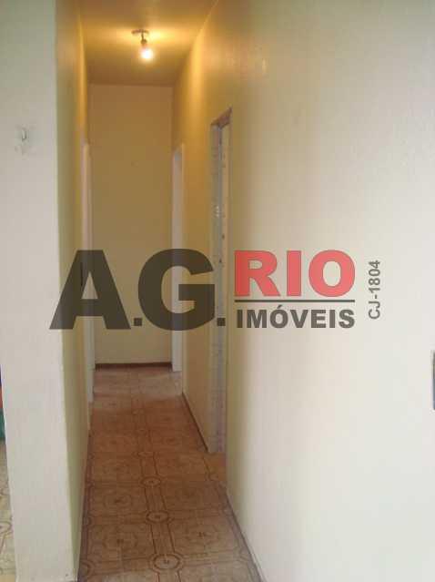 11 - Corredor - Apartamento À Venda - Rio de Janeiro - RJ - Campinho - AGV22822 - 12