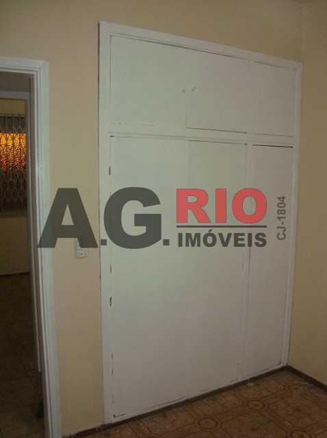 13 - Armario embutido Qto1 - Apartamento À Venda - Rio de Janeiro - RJ - Campinho - AGV22822 - 14