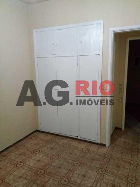 15 - Armario embutido Qto 2 - Apartamento À Venda - Rio de Janeiro - RJ - Campinho - AGV22822 - 16