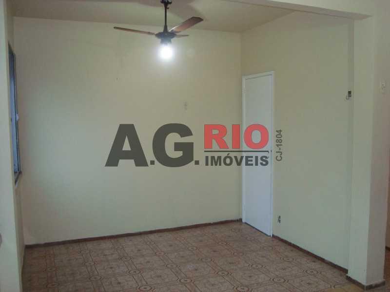 16 - Quarto 3 revers_vel Sala - Apartamento À Venda - Rio de Janeiro - RJ - Campinho - AGV22822 - 17