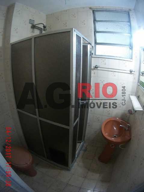 17 - Banheiro - Apartamento À Venda - Rio de Janeiro - RJ - Campinho - AGV22822 - 18