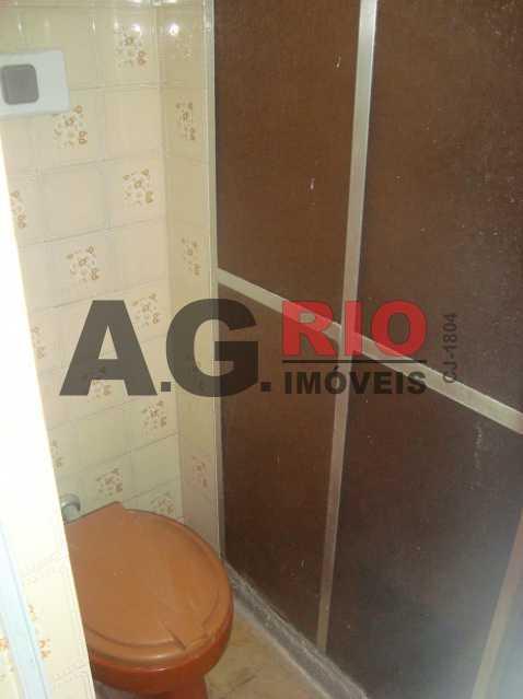 19 - Banheiro vis_o 2 - Apartamento À Venda - Rio de Janeiro - RJ - Campinho - AGV22822 - 20