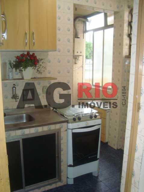 20 - Cozinha vis_o 1 - Apartamento À Venda - Rio de Janeiro - RJ - Campinho - AGV22822 - 21