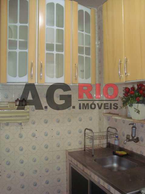 21 - cozinha Vis_o 2 - Apartamento À Venda - Rio de Janeiro - RJ - Campinho - AGV22822 - 22