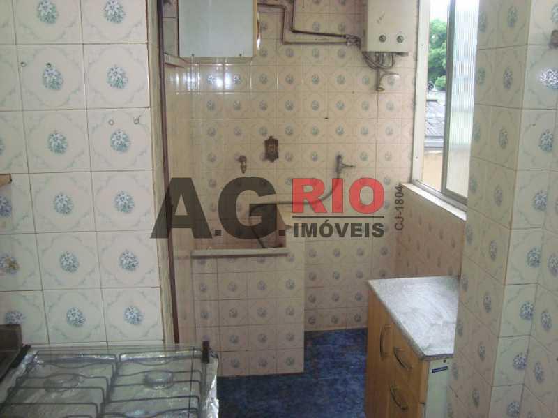 23 - Area de Servi_o - Apartamento À Venda - Rio de Janeiro - RJ - Campinho - AGV22822 - 24