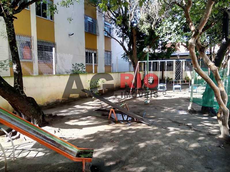 25 - Play, lateral do bloco 4  - Apartamento À Venda - Rio de Janeiro - RJ - Campinho - AGV22822 - 25