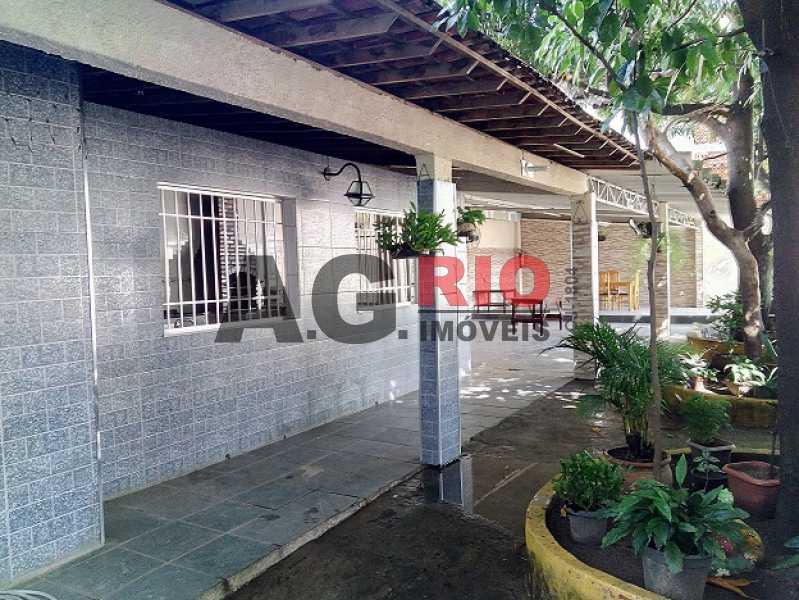 30 - Cozinha e Sal_o de Festas - Apartamento À Venda - Rio de Janeiro - RJ - Campinho - AGV22822 - 28