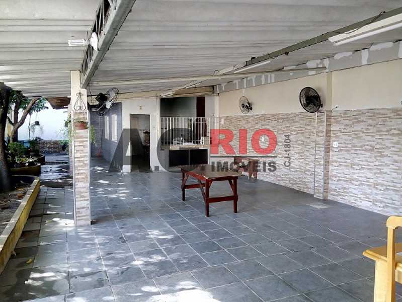 32 - Sal_o de Festas e entrada - Apartamento À Venda - Rio de Janeiro - RJ - Campinho - AGV22822 - 30