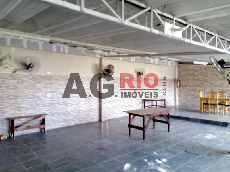 33 - Sal_o de Festas - Apartamento À Venda - Rio de Janeiro - RJ - Campinho - AGV22822 - 31