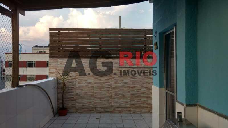 IMG_20170115_191921136_HDR - Apartamento À Venda - Rio de Janeiro - RJ - Cascadura - AGV30992 - 20