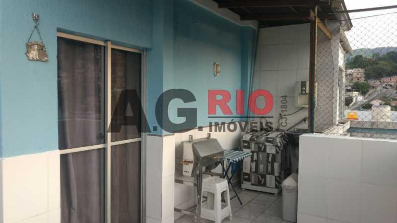 IMG_20170115_191931958 - Apartamento À Venda - Rio de Janeiro - RJ - Cascadura - AGV30992 - 21