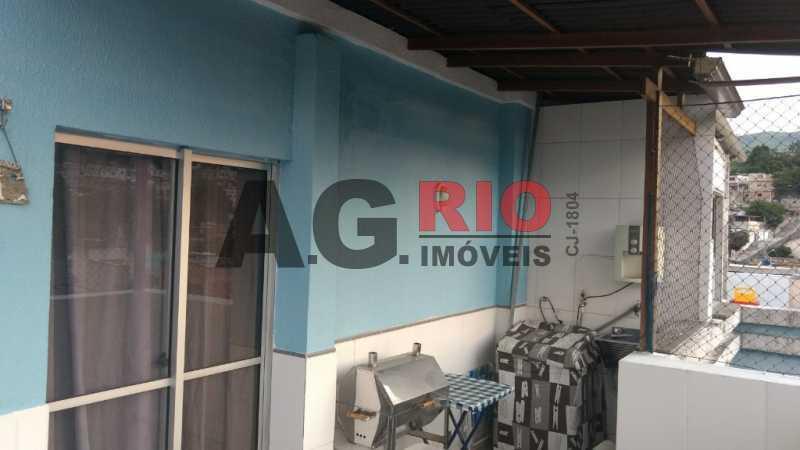 IMG_20170115_192009988 - Apartamento À Venda - Rio de Janeiro - RJ - Cascadura - AGV30992 - 22