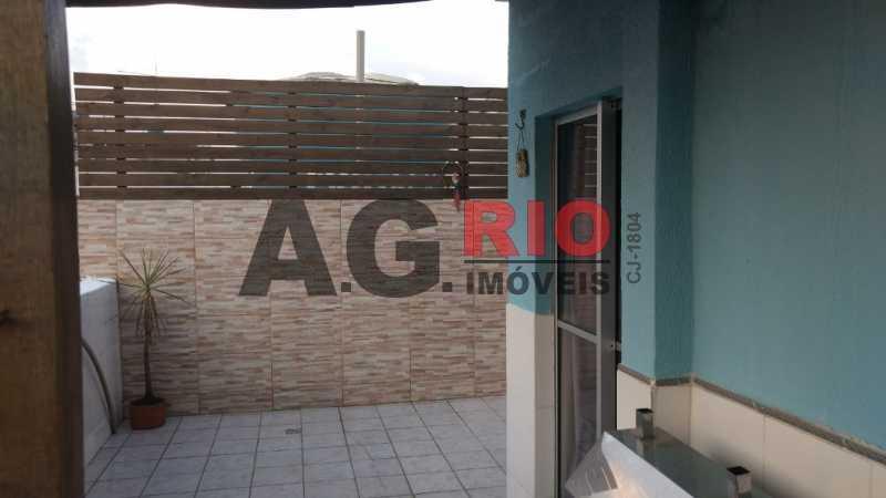IMG_20170115_192021009 - Apartamento À Venda - Rio de Janeiro - RJ - Cascadura - AGV30992 - 23