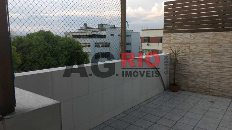 IMG_20170115_192027664 - Apartamento À Venda - Rio de Janeiro - RJ - Cascadura - AGV30992 - 25