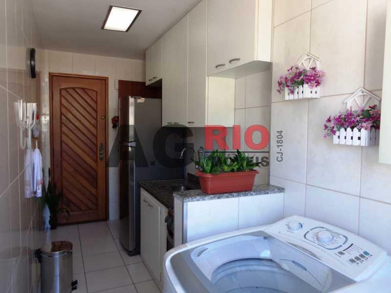 DSC00918 - Apartamento Rio de Janeiro, Todos os Santos, RJ À Venda, 2 Quartos, 70m² - AGV22837 - 29