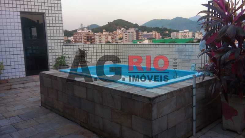 20170503_171235 - Cobertura 3 quartos à venda Rio de Janeiro,RJ - R$ 1.000.000 - AGV60876 - 27