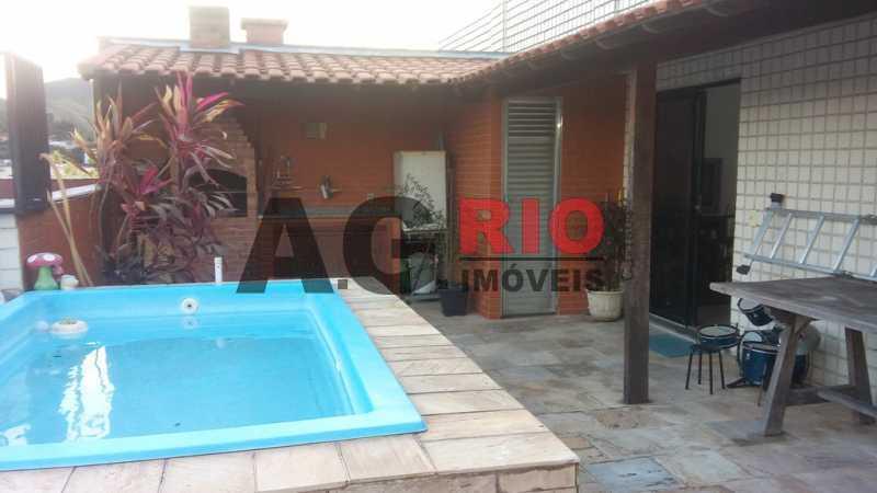 20170503_171248 - Cobertura 3 quartos à venda Rio de Janeiro,RJ - R$ 1.000.000 - AGV60876 - 28