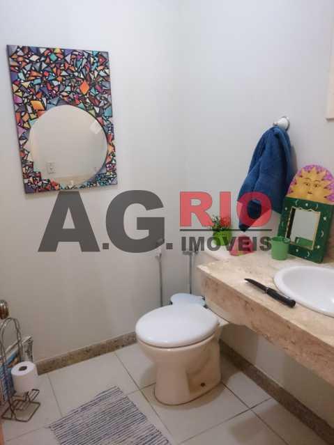 DSC_1919 - Casa 4 quartos à venda Rio de Janeiro,RJ - R$ 1.150.000 - AGV73498 - 10