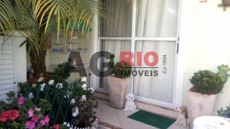 varanda - Casa 4 quartos à venda Rio de Janeiro,RJ - R$ 579.000 - AGF71340 - 3