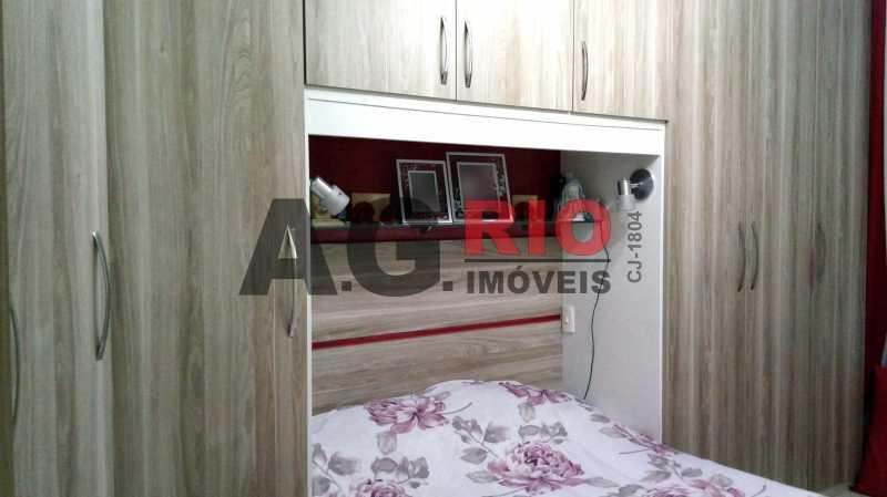 suite2 - Casa 4 quartos à venda Rio de Janeiro,RJ - R$ 579.000 - AGF71340 - 4