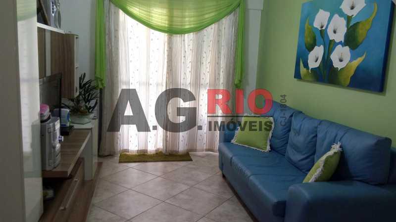 sala1 - Casa 4 quartos à venda Rio de Janeiro,RJ - R$ 579.000 - AGF71340 - 7