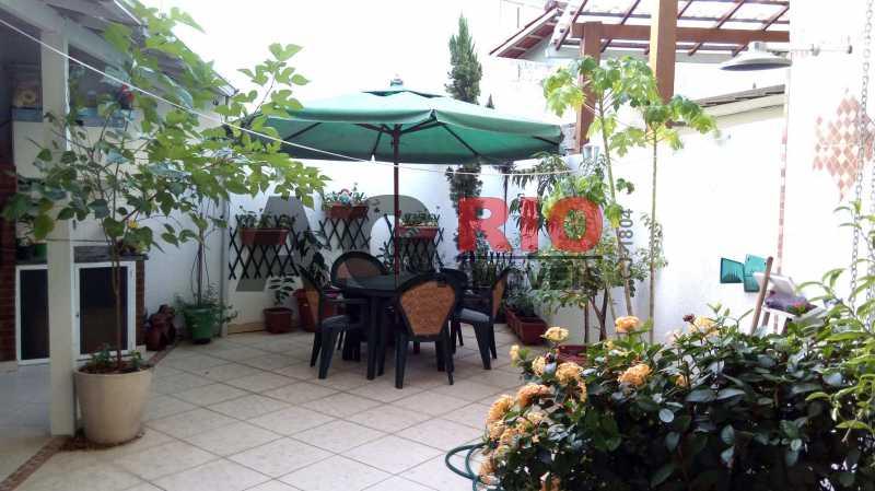qui1 - Casa 4 quartos à venda Rio de Janeiro,RJ - R$ 579.000 - AGF71340 - 9