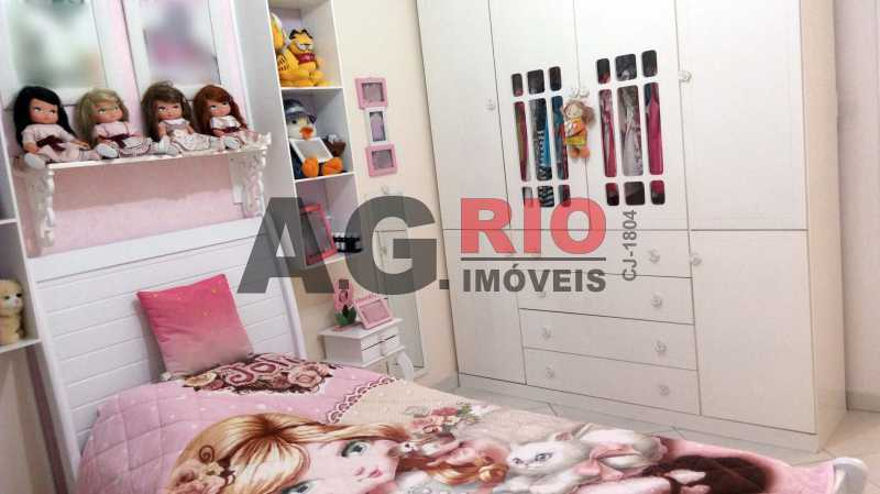 qt frente2 - Casa 4 quartos à venda Rio de Janeiro,RJ - R$ 579.000 - AGF71340 - 13
