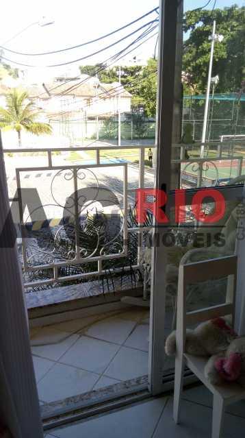 qt frente varanda - Casa 4 quartos à venda Rio de Janeiro,RJ - R$ 579.000 - AGF71340 - 14