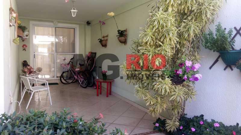 garagem - Casa 4 quartos à venda Rio de Janeiro,RJ - R$ 579.000 - AGF71340 - 18