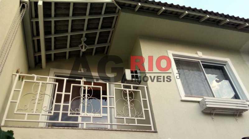 fundos - Casa 4 quartos à venda Rio de Janeiro,RJ - R$ 579.000 - AGF71340 - 19