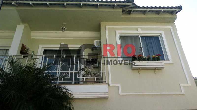 fachada1 - Casa 4 quartos à venda Rio de Janeiro,RJ - R$ 579.000 - AGF71340 - 20