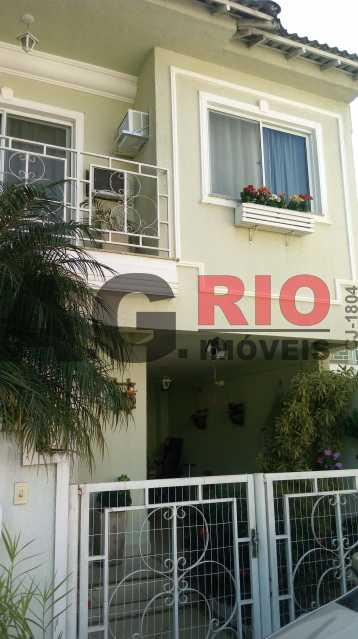 fachada - Casa 4 quartos à venda Rio de Janeiro,RJ - R$ 579.000 - AGF71340 - 21