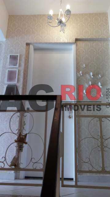 escada1 - Casa 4 quartos à venda Rio de Janeiro,RJ - R$ 579.000 - AGF71340 - 22