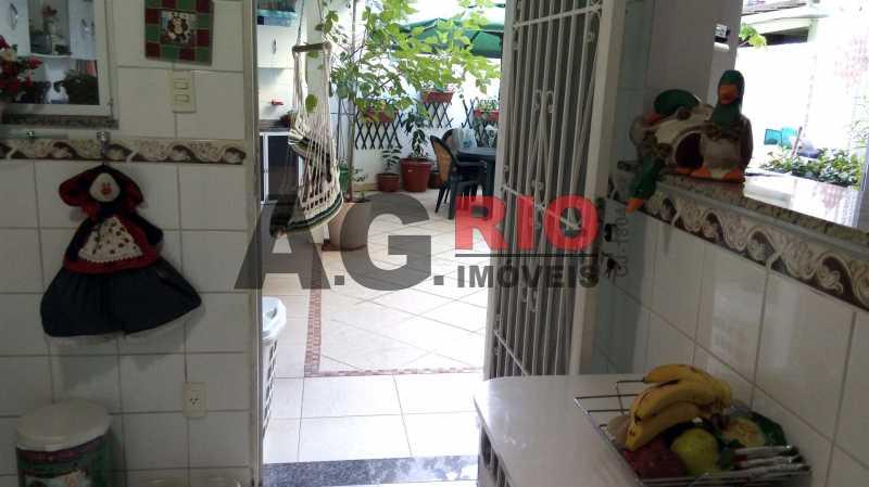 coz5 - Casa 4 quartos à venda Rio de Janeiro,RJ - R$ 579.000 - AGF71340 - 24