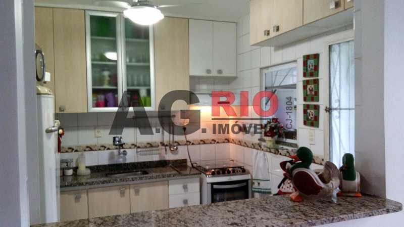 coz1 - Casa 4 quartos à venda Rio de Janeiro,RJ - R$ 579.000 - AGF71340 - 25