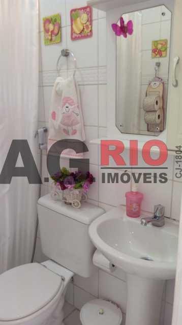banheiro - Casa 4 quartos à venda Rio de Janeiro,RJ - R$ 579.000 - AGF71340 - 27