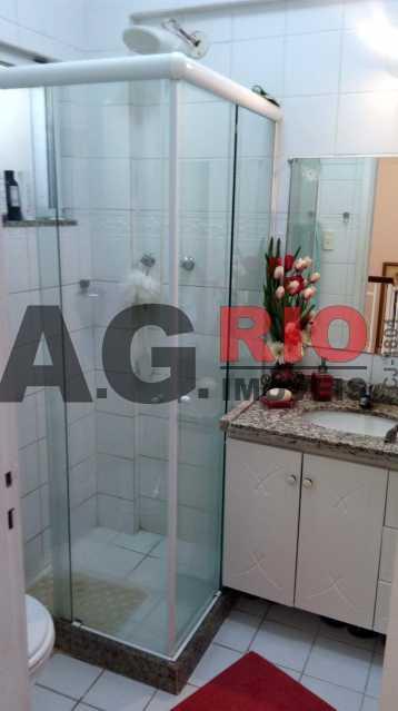 banheiro suite - Casa 4 quartos à venda Rio de Janeiro,RJ - R$ 579.000 - AGF71340 - 28