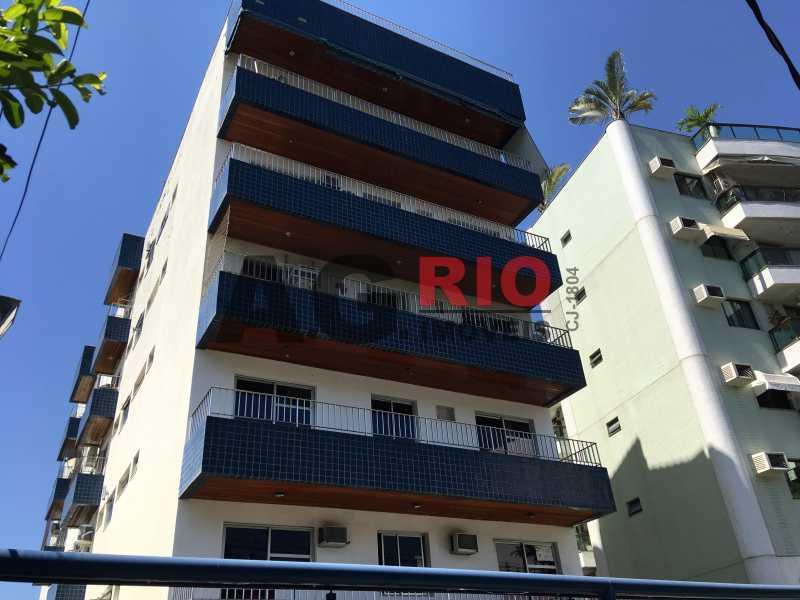 1 - Apartamento Para Alugar - Rio de Janeiro - RJ - Freguesia (Jacarepaguá) - FR0185 - 1