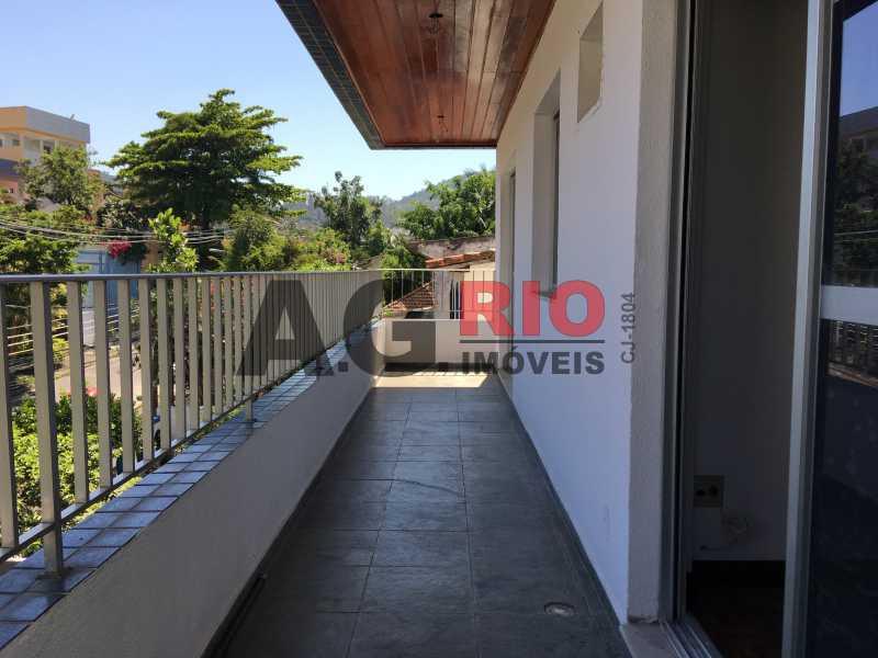 7 - Apartamento Para Alugar - Rio de Janeiro - RJ - Freguesia (Jacarepaguá) - FR0185 - 8