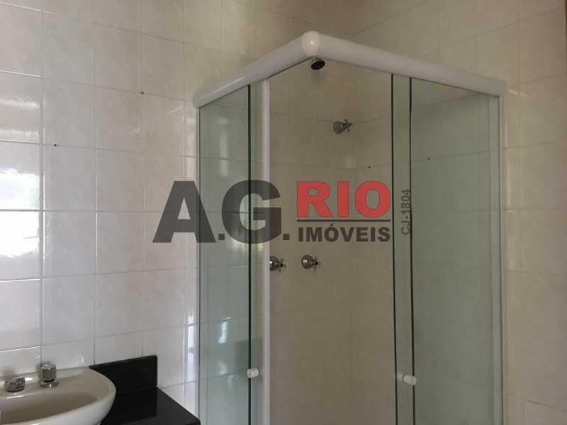 11 - Apartamento Para Alugar - Rio de Janeiro - RJ - Freguesia (Jacarepaguá) - FR0185 - 12