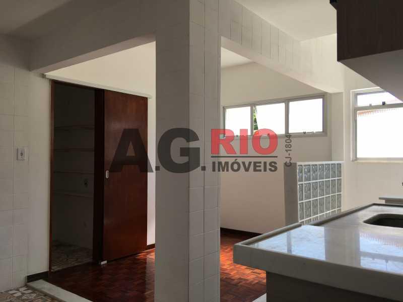 16 - Apartamento Para Alugar - Rio de Janeiro - RJ - Freguesia (Jacarepaguá) - FR0185 - 17