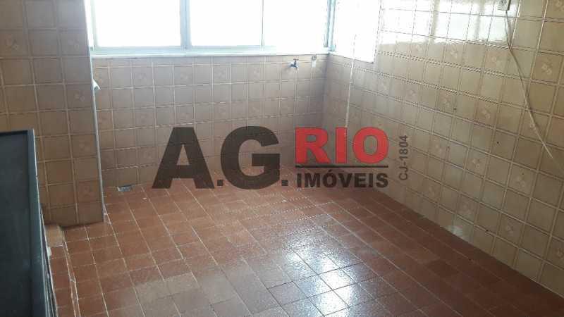 20170606_095348 - Apartamento 3 quartos à venda Rio de Janeiro,RJ - R$ 250.000 - AGV31008 - 21