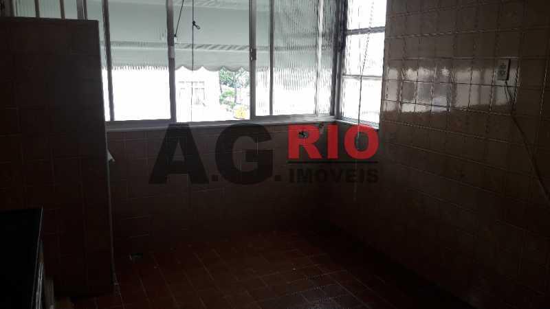 20170606_095536 - Apartamento 3 quartos à venda Rio de Janeiro,RJ - R$ 250.000 - AGV31008 - 23