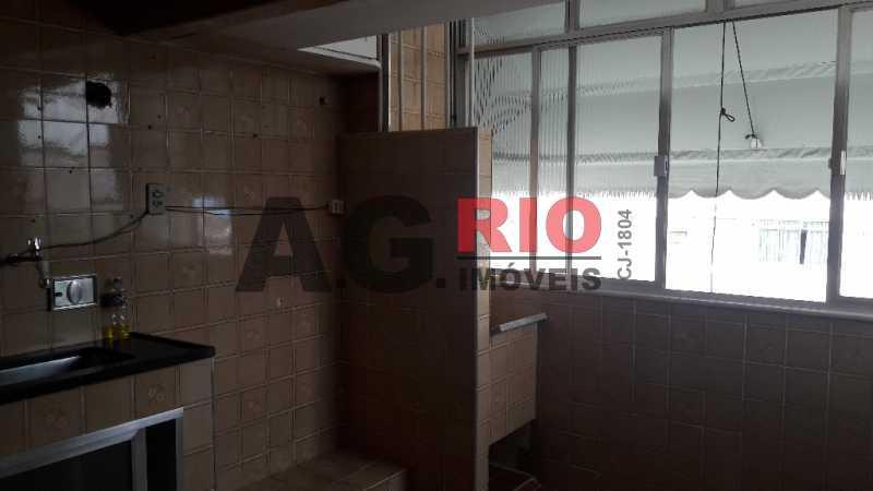 20170606_095551 - Apartamento 3 quartos à venda Rio de Janeiro,RJ - R$ 250.000 - AGV31008 - 25