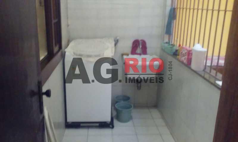 20170701_100616 - Casa À Venda no Condomínio VILA PARAISO - Rio de Janeiro - RJ - Taquara - TQCN40008 - 16