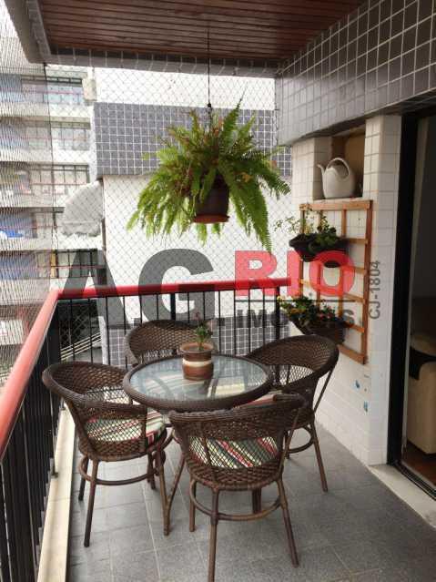 IMG_0037 - Apartamento À Venda - Rio de Janeiro - RJ - Freguesia (Jacarepaguá) - AGV31009 - 5