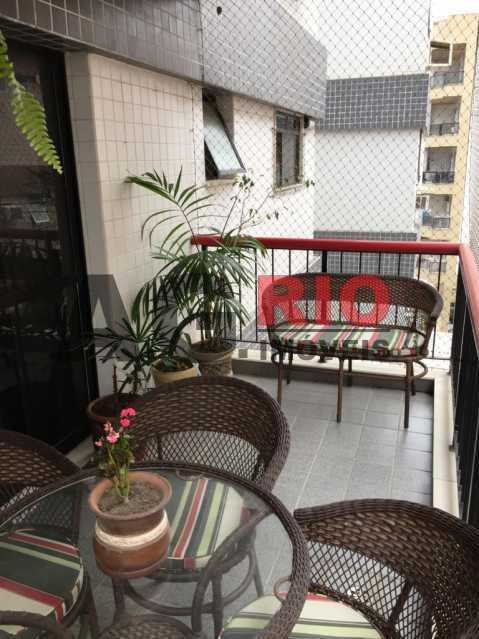 IMG_0038 - Apartamento À Venda - Rio de Janeiro - RJ - Freguesia (Jacarepaguá) - AGV31009 - 6