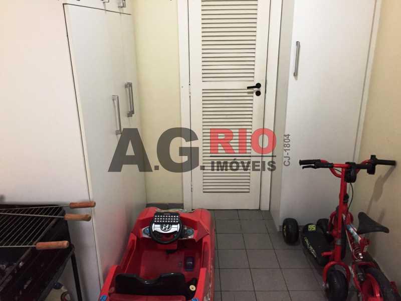 IMG_0041 - Apartamento À Venda - Rio de Janeiro - RJ - Freguesia (Jacarepaguá) - AGV31009 - 7
