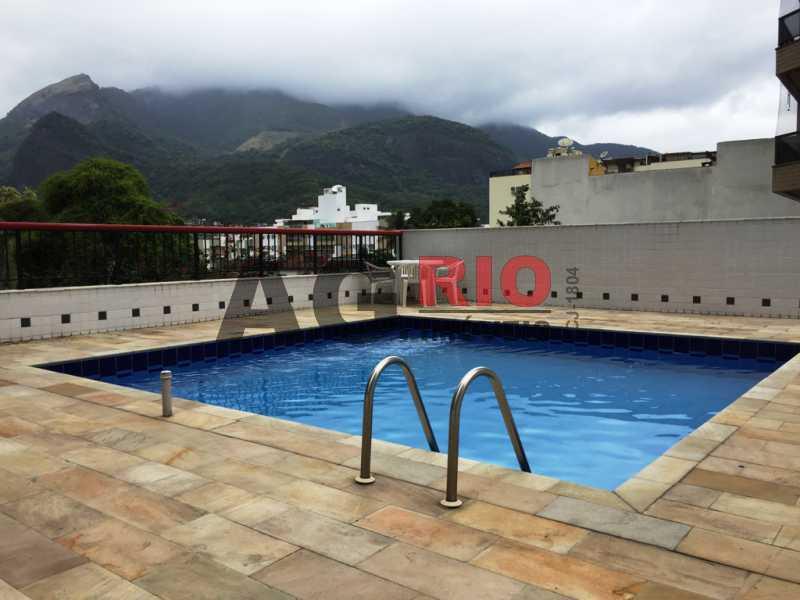IMG_0066 - Apartamento À Venda - Rio de Janeiro - RJ - Freguesia (Jacarepaguá) - AGV31009 - 13